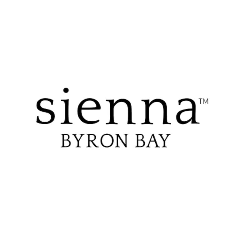 sienna byron bay logo portfolio